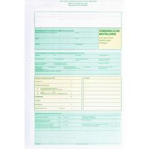 Verbindliche Bestellung eines gebrauchten Kfz ohne Gebrauchtwagen-Garantie
