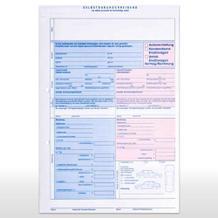 Formularsätze Mietvertrag und Rechnung für Selbstfahrer