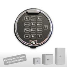 Elektronikschloss für Wertschutz-Schlüsseltresore