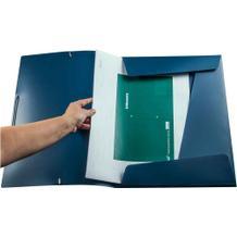 Eckspannmappe / Collegemappe - DIN A3 - 2 Farben