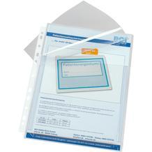 Dehnfaltentasche DIN A4 transparent (VE mit 10 Stück)