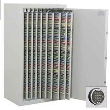 Schlüsseltresor Sicherheitsstufe B - Elektronikschloss - 300 - 4000 Schlüsselhaken