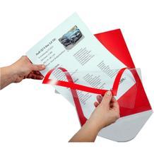 Folien-Passepartout - DIN A4 - Preisblatthalter