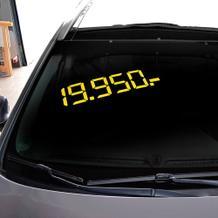 LCD-Preisauszeichnung 580 x 120 mm
