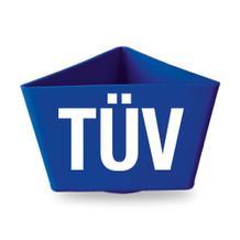 """Kennzeichnungsträger - """"TÜV"""" - ohne Magnethaftung - 3 Farben"""