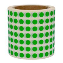 Markierungspunkte aus PVC / Vinyl Folie - Ø 10 mm - permanent haftend - in 6 Farben