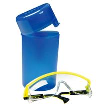 Tragbare Brillenbox - mit Gürtelclip - SecuBox Mobil
