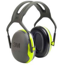 Gehörschutz 3M Peltor X4 / X5 - Kapselgehörschutz mit Kopfbügel