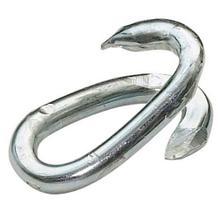 Verbindungsglied - Absperrpfosten Zubehör - Stahl - Klemm- oder Schraubverschluss