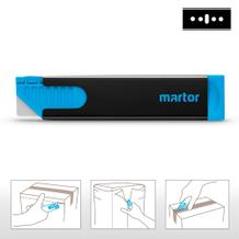 Sicherheitsmesser Cuttermesser MARTOR SECUNORM HANDY