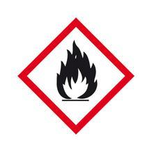 GHS-Gefahrensymbol - Einzeletikett