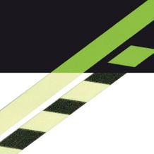 SafetyWalk - Antirutsch-Markierungsstreifen langnachleuchtend