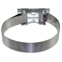 Universalbandschelle - für Pfosten von 60 - 200 mm - Länge 1,0 m