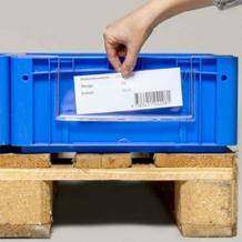 Tragbügeltaschen - für Kleinladungsträger (KLT)