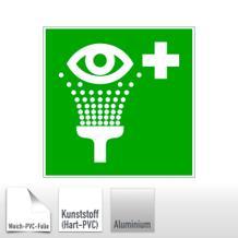 Erste-Hilfe-Schild Augenspüleinrichtung
