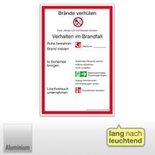 Brandschutzordnung BRD und Landkreis München ( DIN EN ISO 7010)