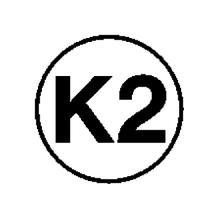 Etiketten - Kennzeichnung elektrische Betriebsmittel - K2