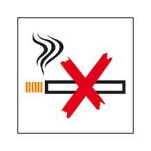 Hinweisschild - Betriebskennzeichnung - Rauchen verboten