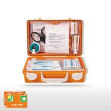 Erste-Hilfe-Koffer QUICK-CD, DIN 13157