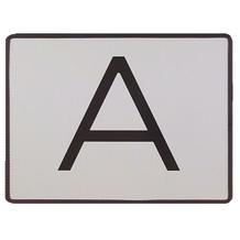 Warntafel - Kennzeichnung Abfalltransporte - (A-Tafel) - 2 Ausführungen