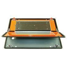 Warntafel - Gefahrgut - Einzelkomponente - Grundplatte