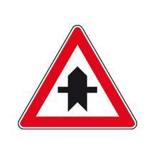 Verkehrszeichen - StVO - Vorfahrt - 2 Größen
