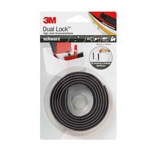 Dual Lock Klebe-Klettband- oder Klettstreifen - einseitig klebend - 3 Größen
