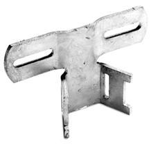 Bandschelle - B 107 - einteilig oder genietet - in 7 Lochabständen