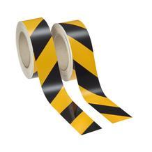 3M Industrie-Warnmarkierungsband - gelb/schwarz