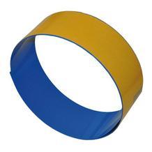 Metall-Bodenmarkierungsband WT-6000 - für den Innenbereich - Länge 1,5 m - B 7,5 oder 10,0 cm