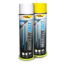 """Bodenmarkierung """"Colormark 2K-Linemarker"""" - Zwei-Komponenten Farbe - extrem abriebfest"""