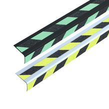 Antirutsch-Doppel-Treppenkantenprofil  - Universal - 6 Ausführungen