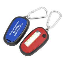 Taschenleuchte mit Schlüsselanhänger