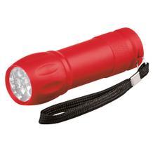 """LED Taschenlampe """"FRIEND"""" aus Kunststoff mit Schlaufe"""