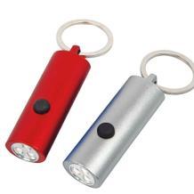 Metall Taschenlampe mit Schlüsselring