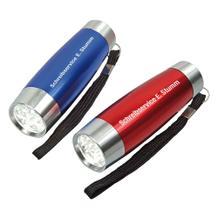 "LED-Taschenlampe ""FLASHLIGHT"" aus Aluminium"