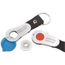 """Schlüsselanhänger """"TATZE"""" mit EK-Chip"""