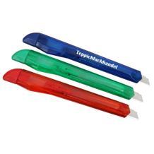 Kartonmesser mit Einhand-Feststellklinge