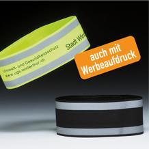 Reflex-Armbandage mit Klettverschluss, elastisches Band