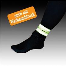 Reflektor-Knöchelband mit Klettverschluss