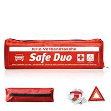 KFZ-Verbandtasche - SAFE DUO STANDARD - 3 Farben