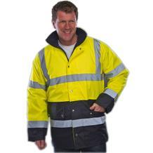 Sicherheits-Jacke reflektierend
