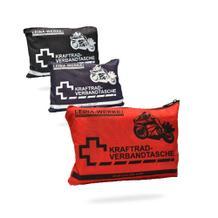 Kraftrad-Verbandtasche - mit Klett - 3 Farben