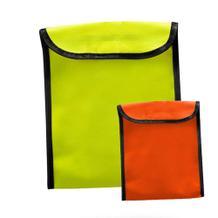 Tasche für Warnweste - reflektierend