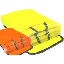 Tasche für 4-5 Warnwesten - Reflektierend