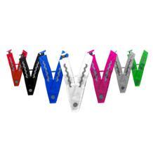 Kinder-Signalüberwurf - Dreieck - 7 Farben - Sicherheitsverschluss