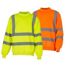 Sweatshirt - Reflektierend - 2 Farben