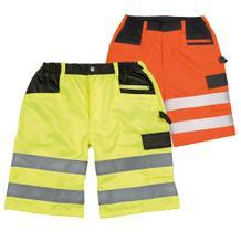Sicherheits-Cargo-Shorts - Reflektierend