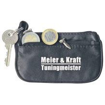 "Schlüsseltasche ""FRANKFURT"" aus echtem Leder"