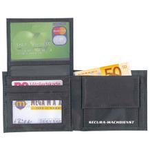 "Mini-Geldbörse ""LEIPZIG"" mit Lederstruktur"